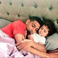 Amir Kahn and daughter Instagram