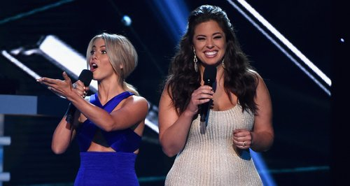 Ashley Graham compares Miss USA