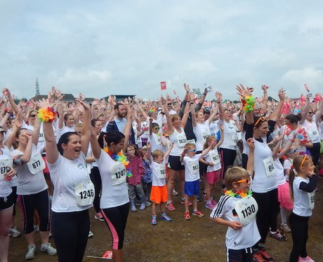 Heart Angels: Rainbow Run for Children's Hospice S