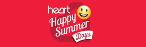 Heart's Happy Summer Days 160 x 500