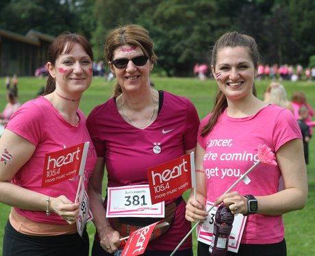 Race For Life:Preston 2016