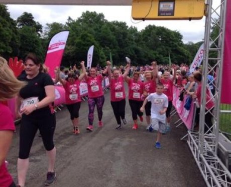 Race for Life: Wigan 2016