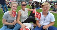Cambridge Big Weekend 2016 - Saturday