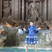 12. Kendall Jenner Skips Across Water At Catwalk In Rome.