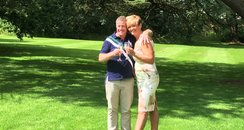 John and Alison Doherty win £15m on lotto