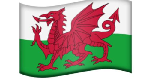 Welsh Flag Emoji