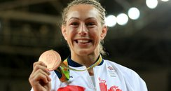 Scots judo athlete Sally Conway