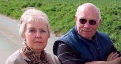 Peter and Sylvia Stuart