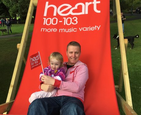 Heart Angels: Dunfermline - 10th September 2016