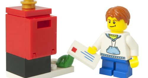 Young Boy Sent Letter To LEGO