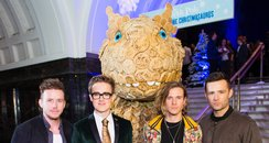 Tom Fletcher's book launch
