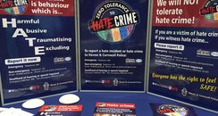 Anti-hate crime launch DC police