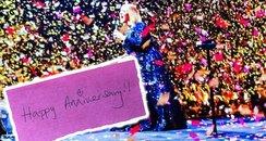 adele's boyfriend surprises her with anniversary c