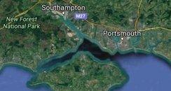 Solent super-authority map