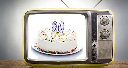 80 years of british telly