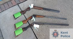 Kent Police Firearms Amnesty