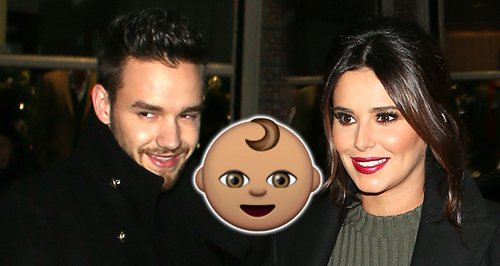 Liam And Cheryl Reveal Their Top Baby Names And Th
