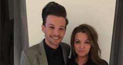Louis Tomlinson Mother Dies Instagram