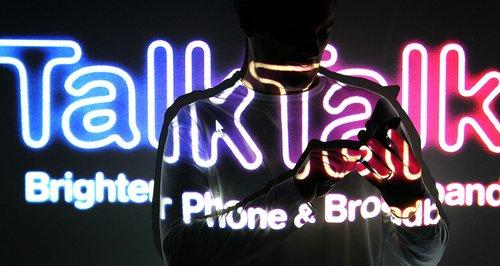 Image of TalkTalk logo