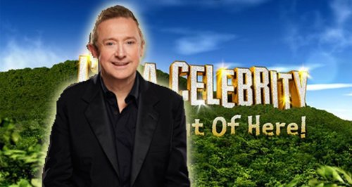 Louis Walsh Im A Celeb Canvas