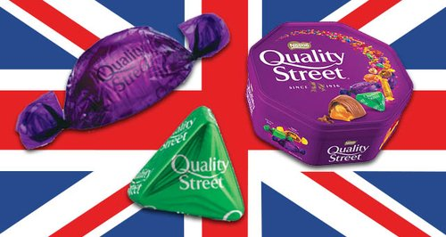 Nation's Favourite Quality Street Revealed