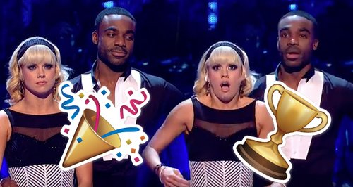 Strictly Come Dancing Winners 2016