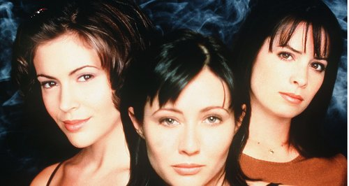 Charmed series Film Still