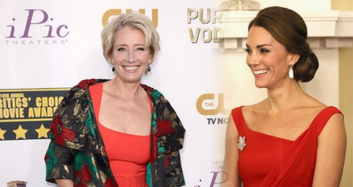 Emma Thompson Drops Two Dress Sizes In 6 Weeks Tha