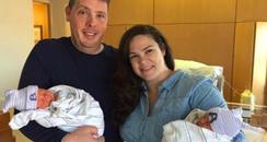 Newborn Twin Riddle