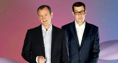 Alexander Armstrong and Richard Osmond Pointless