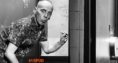 Ewen Bremner in Trainspotting 2 poster