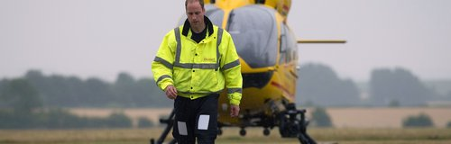 Prince William East Anglican Air Ambulance