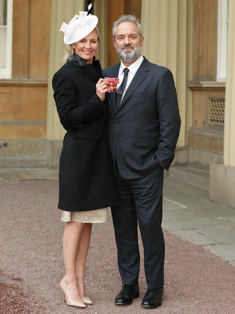 Alison Balsom and Sam Medes get married