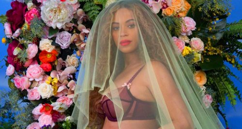 Beyonce Pregnant Twins Instagram