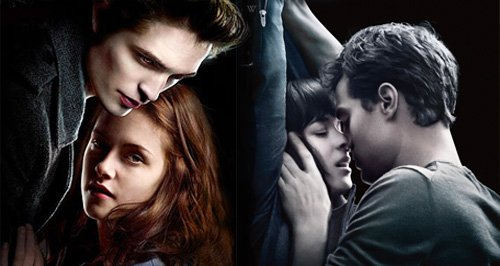 Fifty Shades Of Grey vs Twilight Quiz