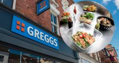 Healthy Greggs