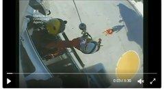 car carrier southampton rescue