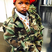 24. Madonna posts adorable snap of one of her twins!