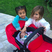 16. North West and Penelope Disick pose for a sweet photo with Dream Kardashian.