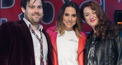 Mel C Surprise Performance Of Wannabe At School Of