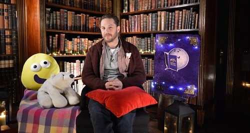 Tom Hardy bedtime stories