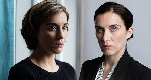 Vicky McClure in Line of Duty The replacement