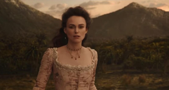 Keira Knightly Pirates of the Caribbean: Dead Men
