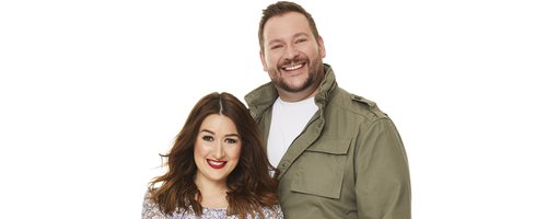 Heart Breakfast with Lois & Oli - Official Pic