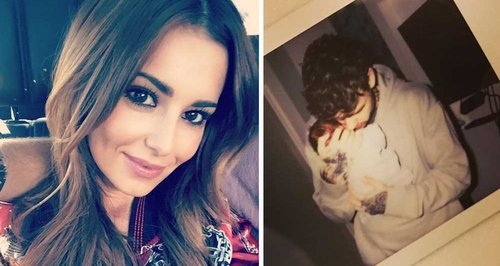Cheryl Liam Baby
