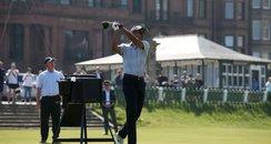 Barack Obama Golf Scotland