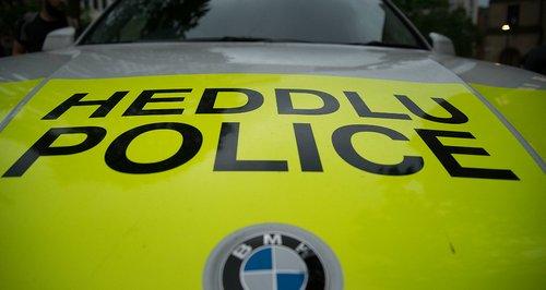 Heddlu Police car