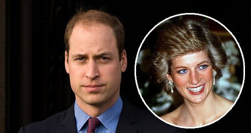 Prince William Talks Princess Diana Death