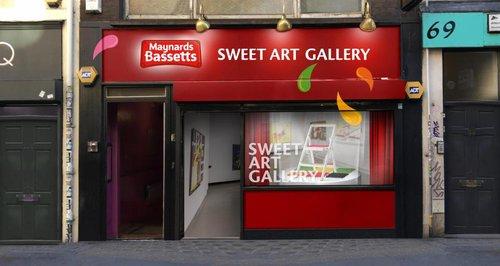 Maynards Sweet Art Gallery