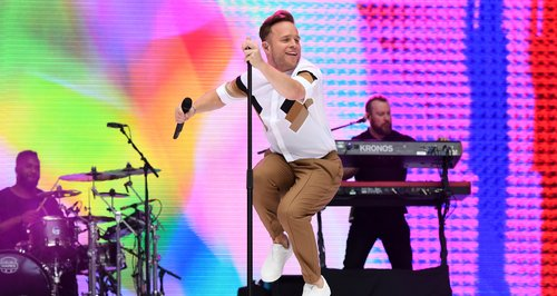 Olly Murs Live